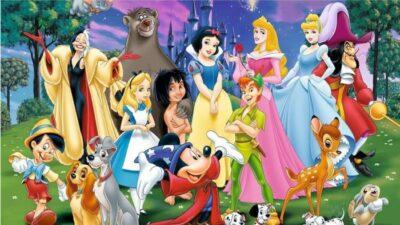 Le quiz le plus facile du monde sur Disney