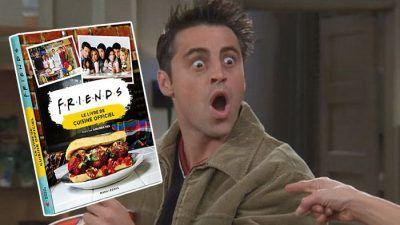 Friends : alerte ! le livre de cuisine des recettes cultes de la série débarque en France