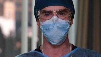 Good Doctor saison 4 : Shaun Murphy affronte la pandémie de COVID-19 dans une première photo inédite