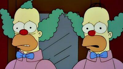 Les Simpson : Homer s'est-il déguisé en Krusty le clown pour tuer Monsieur Burns ? La folle théorie de fans