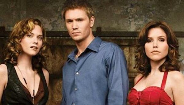 Peyton, Lucas et Brooke Les Frères Scott