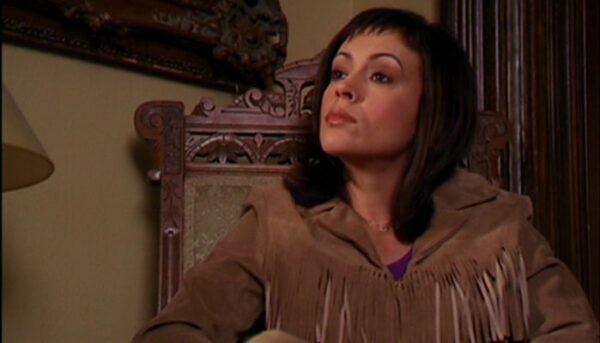 Phoebe Dark Charmed