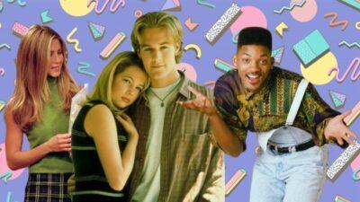 10 choses qui prouvent que tu préfères les séries datant des années 90/2000