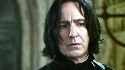 Harry Potter : cette théorie va encore plus vous briser le cœur si vous aimez Rogue
