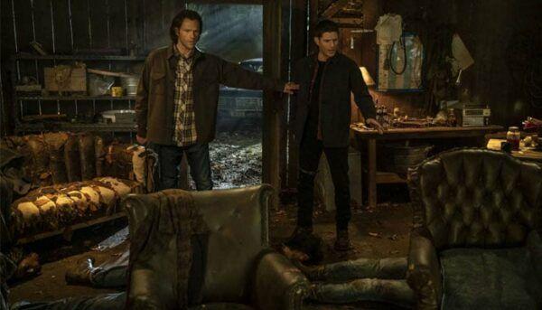 Supernatural Sam Dean saison 15