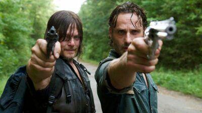 The Walking Dead saison 8 : SPOILER pourrait-il survivre ? Robert Kirkman répond