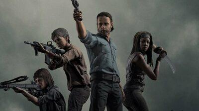 Sondage : avec quel personnage préfèrerais-tu survivre dans The Walking Dead ?
