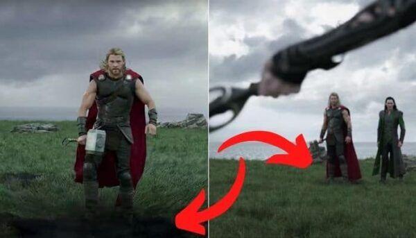 Thor erreurs