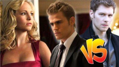 Sondage : le match ultime, tu préfères Caroline avec Stefan ou Klaus ?