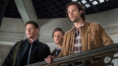 Supernatural : c'est la fin, le dernier jour de tournage de la série a eu lieu