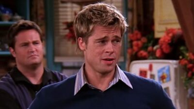 Friends : pourquoi Brad Pitt a hésité à apparaître dans la série