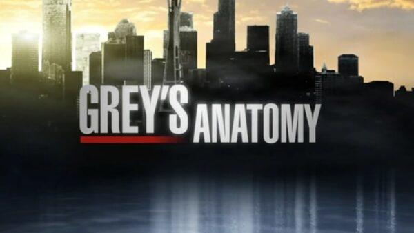 grey's anatomy titre