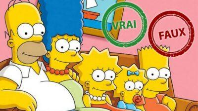 Seul un vrai fan aura 10/10 à ce quiz vrai ou faux sur Les Simpson