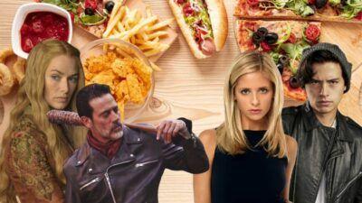 Quiz : élimine des plats, on te dira si tu es le méchant ou le héros d'une série