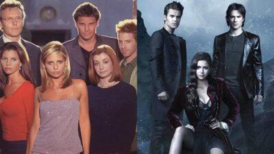 Sondage : tu préfères Buffy contre les vampires ou The Vampire Diaries ?