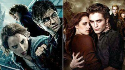 Quiz : cette réplique vient-elle de Twilight ou d'Harry Potter ?