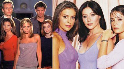 Donne tes préférences entre Charmed et Buffy contre les vampires, on te donnera un pouvoir