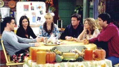 Friends : top 10 des pires audiences de la série culte