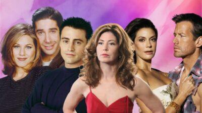 Friends, Charmed… Top 10 des pires triangles amoureux de séries