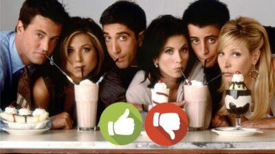 As-tu les mêmes goûts que les autres fans de Friends ? #saison2