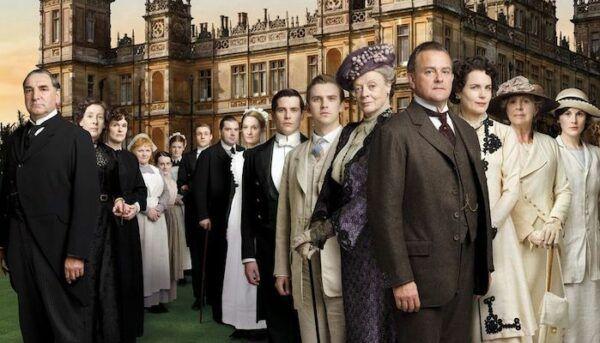 Downton Abbey série