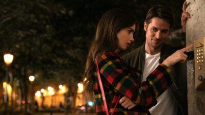Emily in Paris: Lucas Bravo (Gabriel) et Lily Collins (Emily) teasent une saison 2