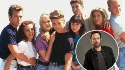 Luke Perry : les hommages touchants des stars de Beverly Hills pour son anniversaire
