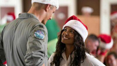 Kat Graham et Alexander Ludwig s'aiment dans la bande-annonce d'un nouveau film de Noël Netflix