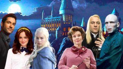 Quiz : imagine l'épouvantard de ces personnages de séries, on te dira quel méchant de Harry Potter tu es
