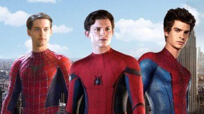 Spider-Man 3: Tobey Maguire et Andrew Garfield auraient signé pour reprendre leurs rôles