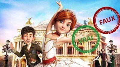 Ballerina : impossible d'avoir 10/10 à ce quiz vrai ou faux sur le film