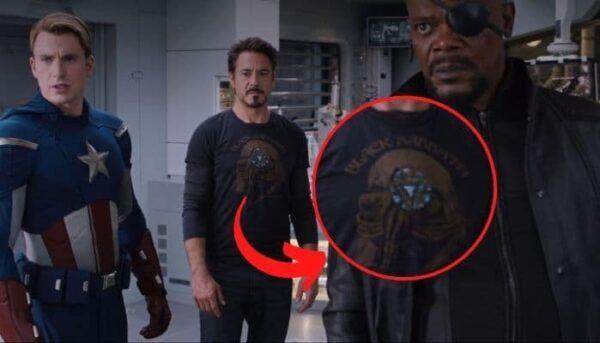 Détail film Avengers