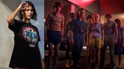 Stranger Things x Undiz : 5 pièces à shopper pour les fans de la série Netflix
