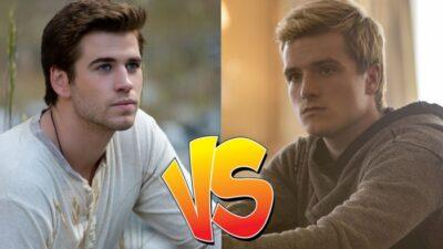Sondage : match ultime, tu préfères Gale ou Peeta dans Hunger Games ?