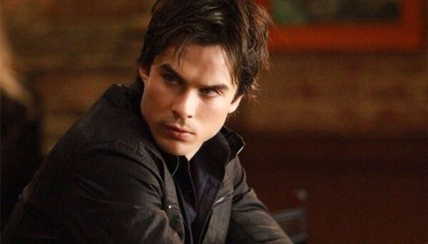 the vampire diaries, damon