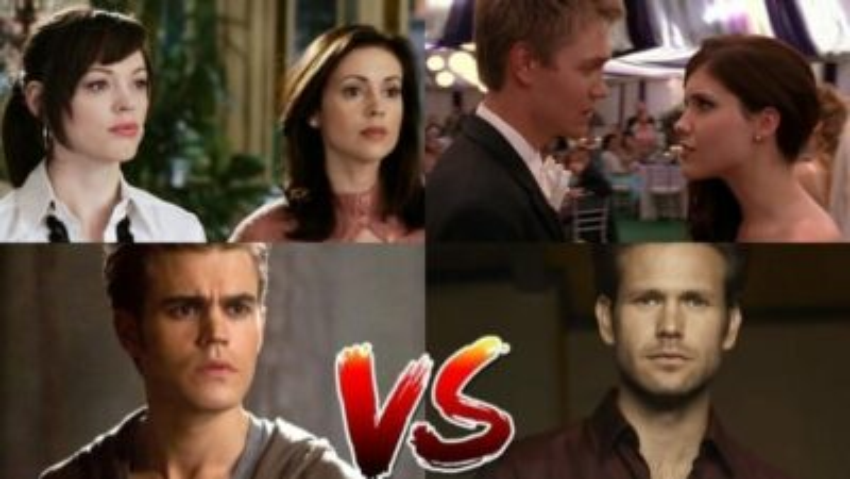 Les 10 plus gros clashs entre stars de séries
