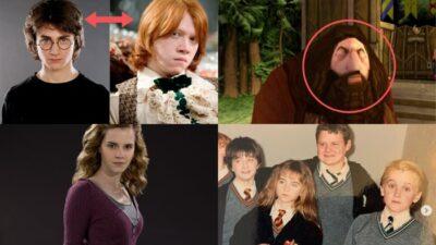 Harry Potter : 10 détails de la saga qui vont te filer un sacré coup de vieux