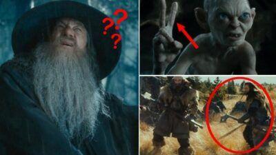 Le Hobbit : les plus grosses erreurs dans Un Voyage Inattendu