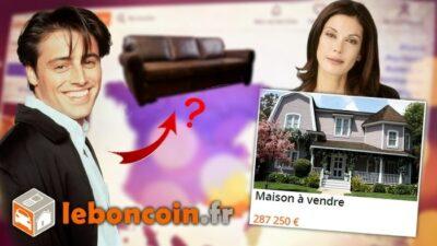 Quiz : à quelle série appartient cette (fausse) annonce Leboncoin ?
