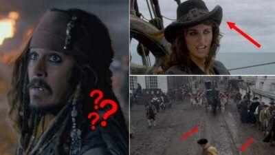 Pirates des Caraïbes : les plus grosses erreurs dans La Fontaine de Jouvence