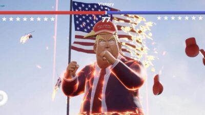 Unpresidential : le jeu parfait du (re)confinement pour se battre contre Donald Trump