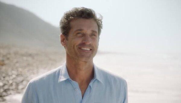 Derek Shepherd plage saison 17 Grey's Anatomy
