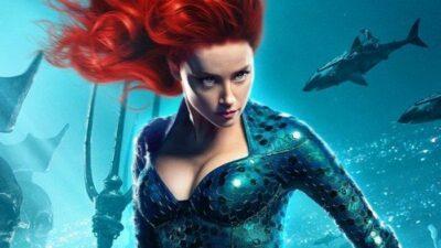 Amber Heard : déjà un million de signatures dans une pétition pour la faire renvoyer d'Aquaman 2
