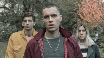Arón Piper (Elite) se dévoile en photos dans sa toute nouvelle série Netflix