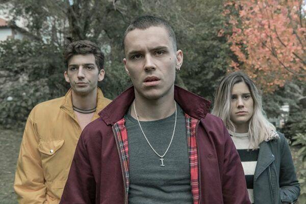 Arón Piper Netflix après toi le chaos