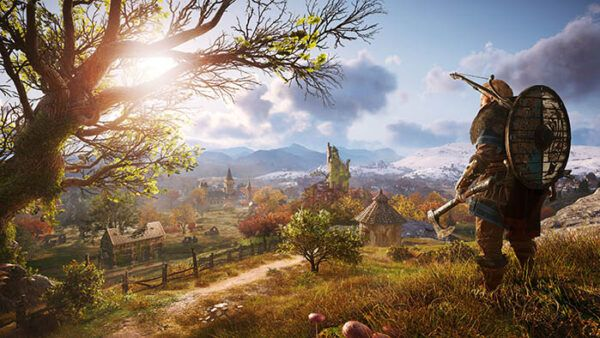Assassin s Creed Paysage