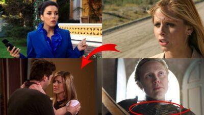 10 détails que vous n'aviez jamais remarqués dans les derniers épisodes de vos séries