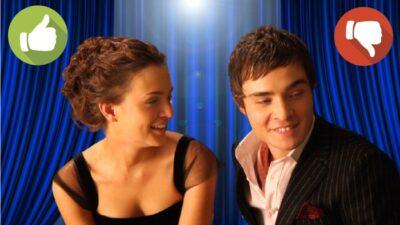 Unpopular Opinion : pourquoi le couple Blair et Chuck (Gossip Girl) ne fait pas rêver du tout