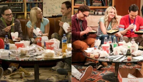the big bang theory premier dernier épisode séries