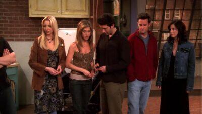 Friends : 5 épisodes de la série qui vous ont fait pleurer à coup sûr